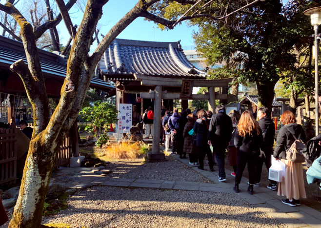 三囲神社(恵比寿神・大国神)